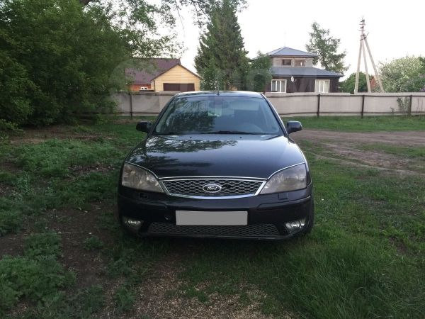 Ford Mondeo, 2007 год, 290 000 руб.