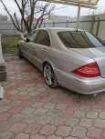 Mercedes-Benz S-Class, 2002 год, 350 000 руб.
