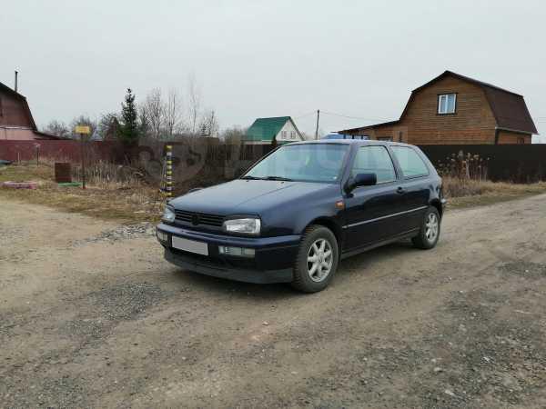 Volkswagen Golf, 1997 год, 125 000 руб.