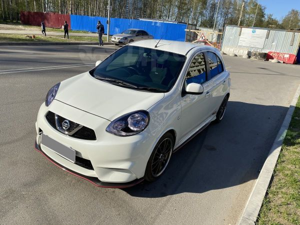 Nissan March, 2014 год, 550 000 руб.