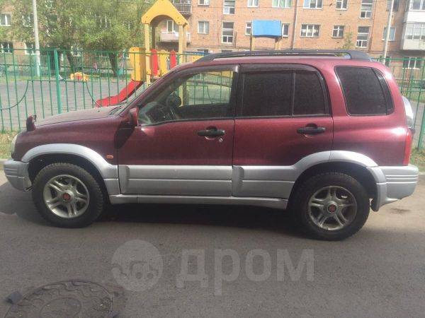 Suzuki Grand Vitara, 1998 год, 310 000 руб.