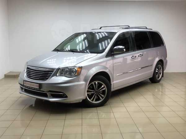 Chrysler Voyager, 2012 год, 1 075 000 руб.