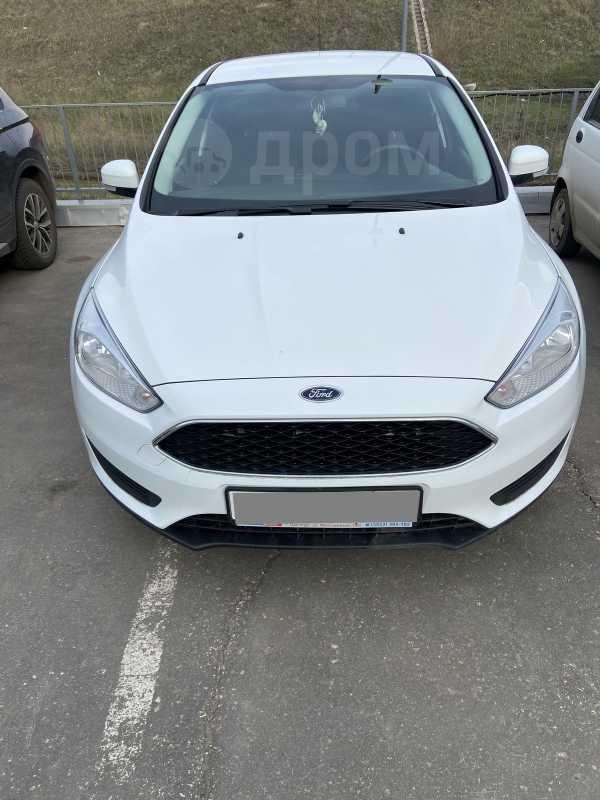 Ford Focus, 2016 год, 575 000 руб.