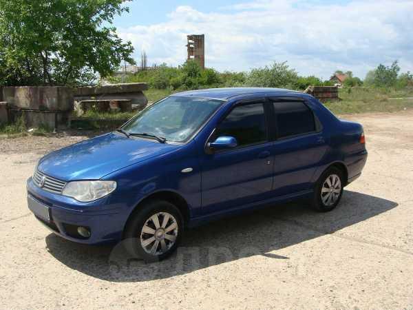 Fiat Albea, 2007 год, 170 000 руб.