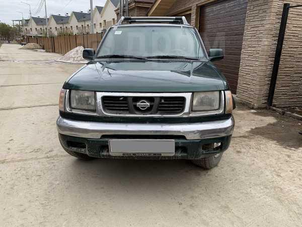 Nissan Frontier, 1999 год, 700 000 руб.