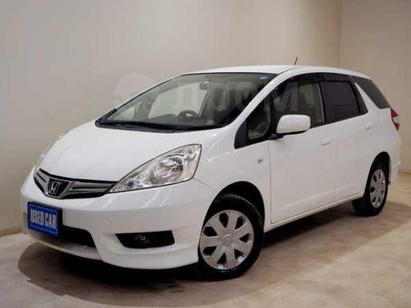 Honda Fit Shuttle, 2012 год, 670 000 руб.