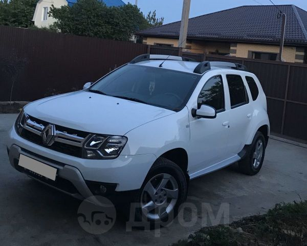 Renault Duster, 2016 год, 820 000 руб.