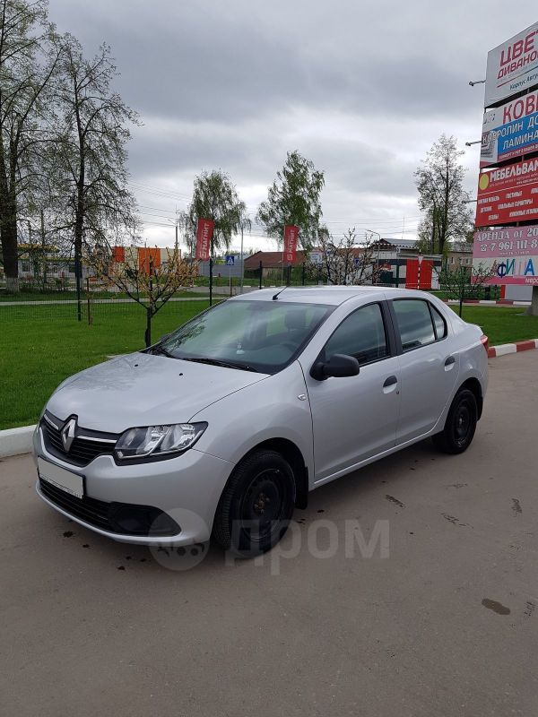 Renault Logan, 2014 год, 355 000 руб.