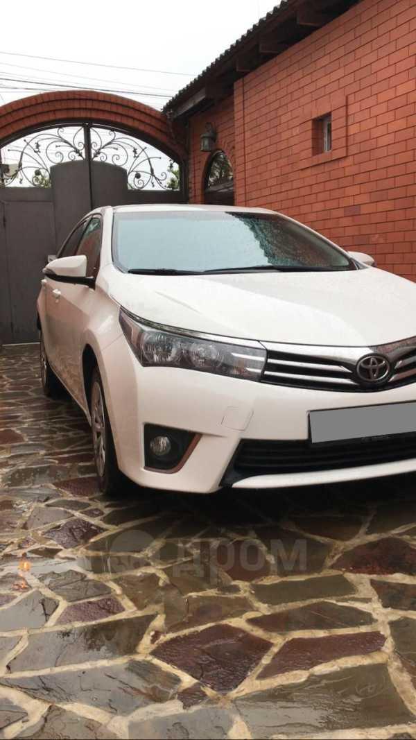 Toyota Corolla, 2015 год, 720 000 руб.