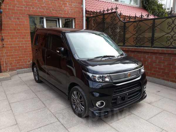 Suzuki Wagon R, 2012 год, 370 000 руб.