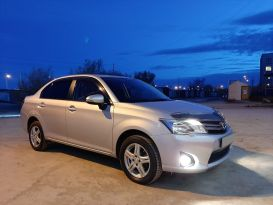 Якутск Corolla Axio 2012