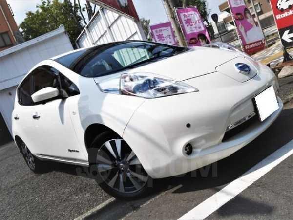 Nissan Leaf, 2017 год, 589 000 руб.