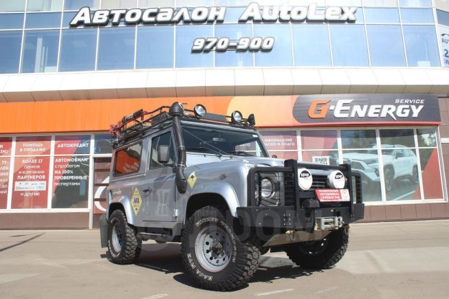 Land Rover Defender, 2009 год, 1 300 000 руб.