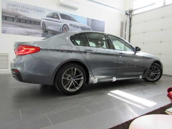BMW 5-Series, 2020 год, 3 572 010 руб.