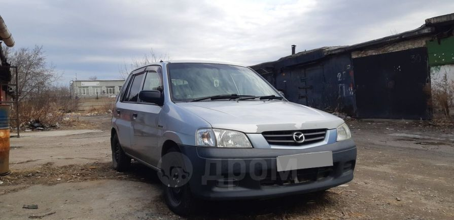Mazda Demio, 2001 год, 125 000 руб.