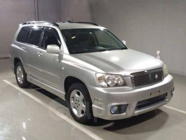 Toyota Kluger V, 2001 год, 366 000 руб.