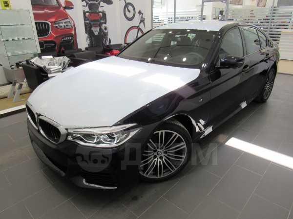 BMW 5-Series, 2019 год, 4 459 058 руб.