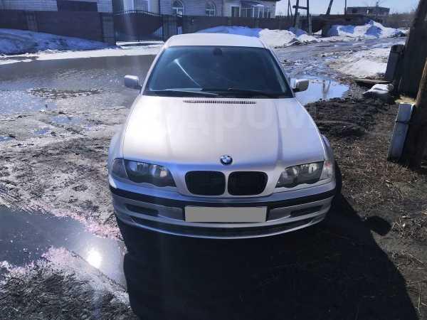 BMW 3-Series, 2001 год, 283 000 руб.