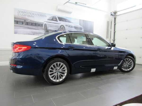 BMW 5-Series, 2020 год, 3 265 000 руб.