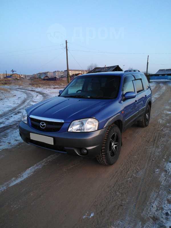 Mazda Tribute, 2000 год, 350 000 руб.