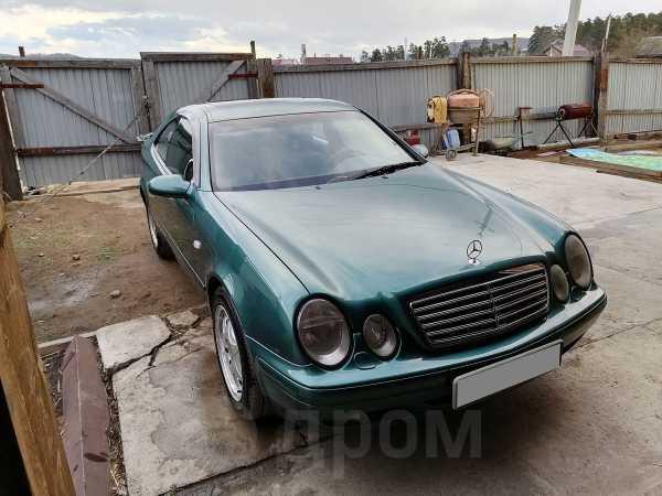 Mercedes-Benz CLK-Class, 1990 год, 500 000 руб.