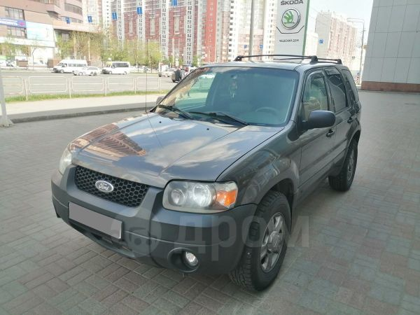 Ford Escape, 2004 год, 390 000 руб.
