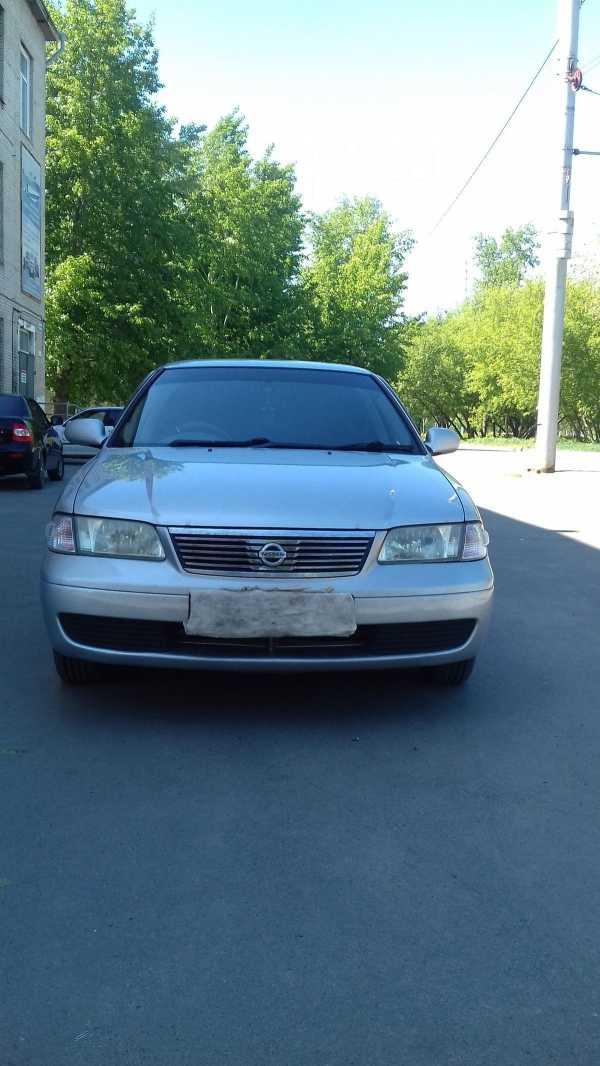 Nissan Sunny, 2002 год, 240 000 руб.