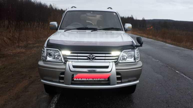 Toyota Land Cruiser Prado, 1999 год, 790 000 руб.