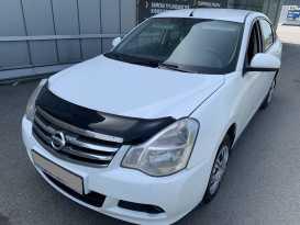 Новокузнецк Nissan Almera 2015