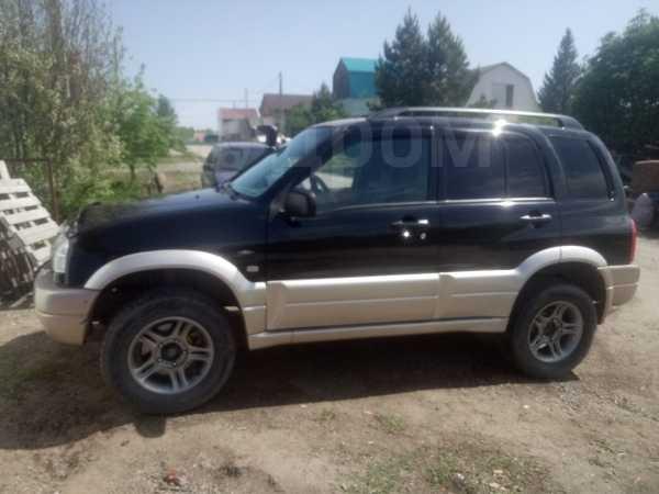 Suzuki Grand Vitara, 2002 год, 550 000 руб.