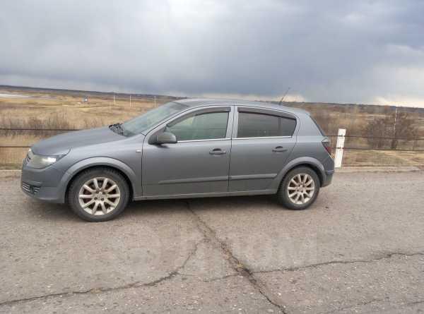 Opel Astra, 2005 год, 195 000 руб.