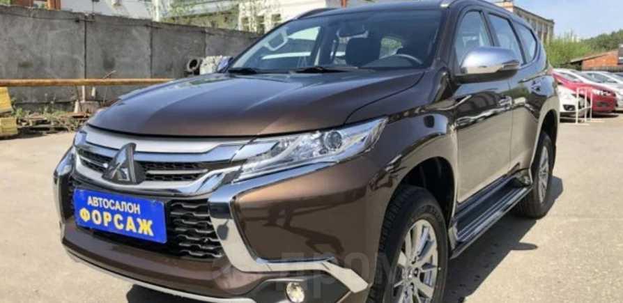 Mitsubishi Pajero Sport, 2019 год, 2 650 000 руб.