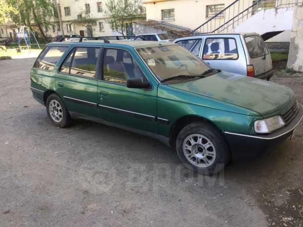 Peugeot 405, 1990 год, 70 000 руб.