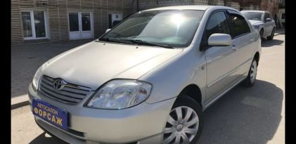 Ижевск Corolla 2005
