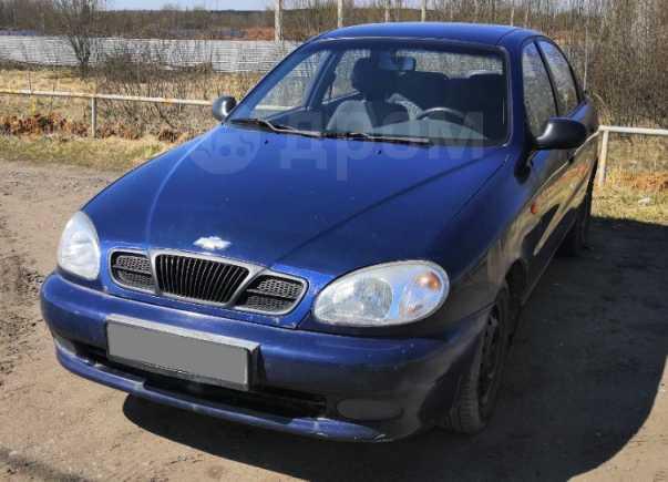 Chevrolet Lanos, 2005 год, 75 000 руб.