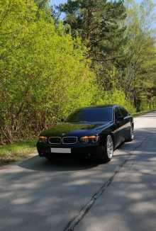 Бердск BMW 7-Series 2002