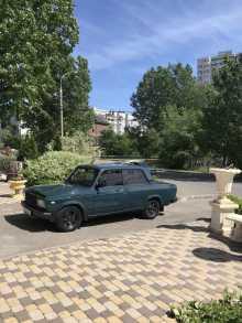 Краснодар 2107 1998