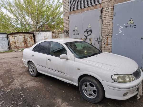 Nissan Bluebird Sylphy, 2001 год, 155 000 руб.