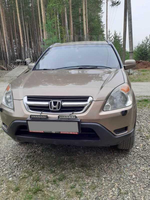 Honda CR-V, 2003 год, 600 000 руб.