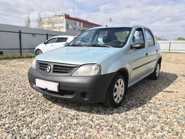 Renault Logan, 2008 год, 169 000 руб.