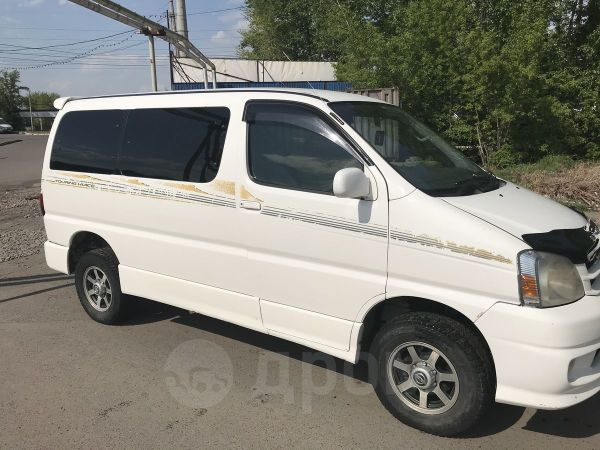 Toyota Touring Hiace, 2001 год, 560 000 руб.