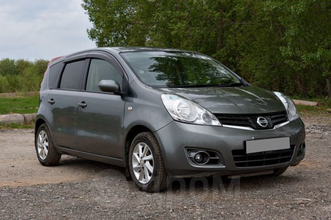 Nissan Note, 2009 год, 325 000 руб.