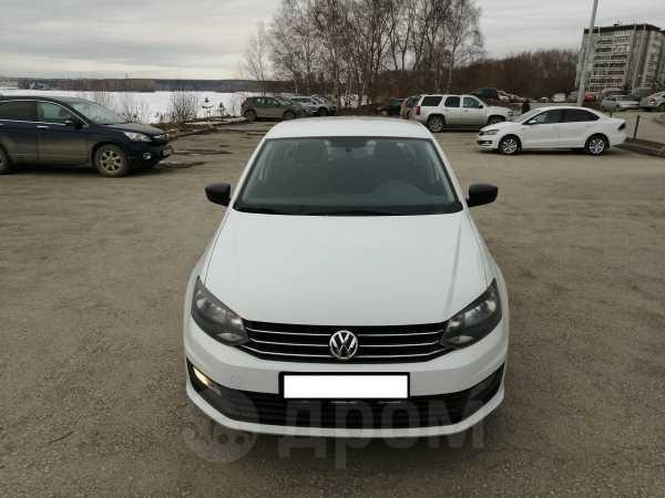 Volkswagen Polo, 2018 год, 465 000 руб.