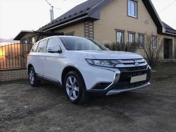 Mitsubishi Outlander, 2016 год, 1 075 000 руб.