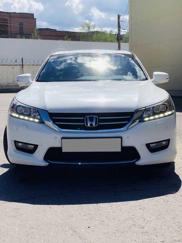 Honda Accord, 2013 год, 1 080 000 руб.