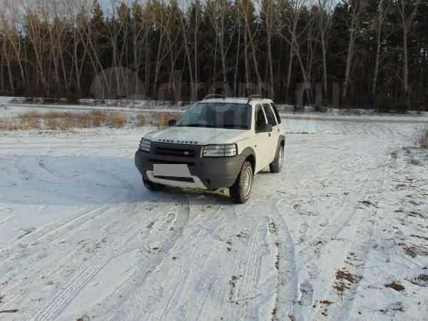 Land Rover Freelander, 2001 год, 280 000 руб.