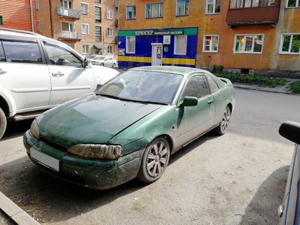 Toyota Cynos, 1993 год, 20 000 руб.