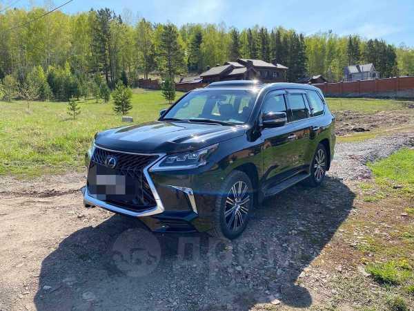 Lexus LX570, 2018 год, 6 300 000 руб.