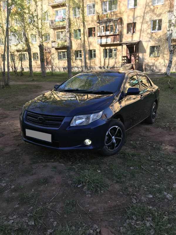 Toyota Corolla, 2007 год, 600 000 руб.