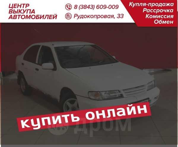 Nissan Pulsar, 1997 год, 119 900 руб.